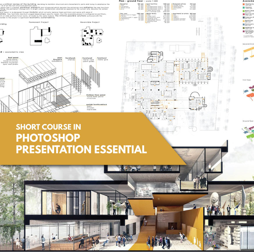 PHOTOSHOP PRESENTATION ESSENTIAL