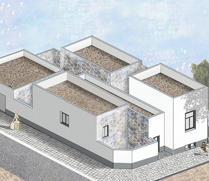 Residência_GAS_OOIIO_Arquitectura